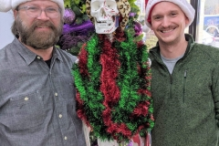 Dr.-Culpepper-and-Dr.-Beachy-Christmas